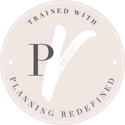 Trained with Planning Redefined