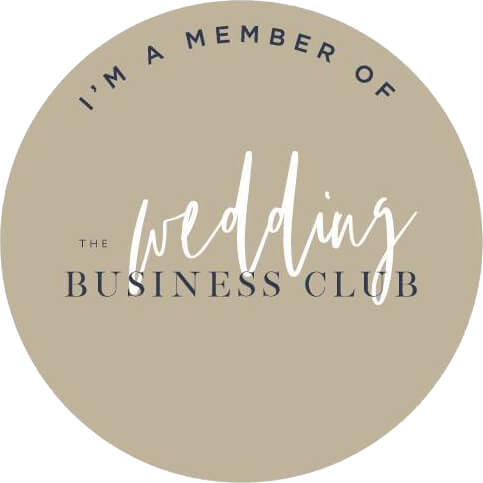 Member of the Wedding Business Club - elegant wedding planner surrey