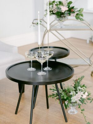Amie Jackson creates the perfect staging for weddings and events - modern wedding planner surrey